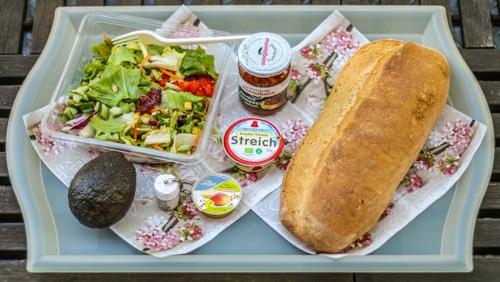 Wie du auch im Urlaub nicht nur Fast Food und Buffet essen musst