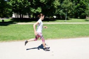 Trainingsmethode für online Fitnesstraining: Ausdauertraining
