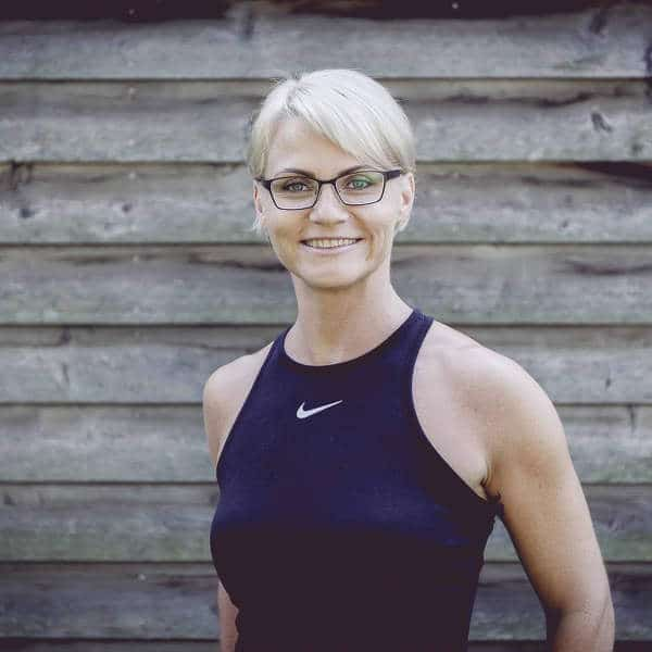Gesundheit in Bewegung: Katja