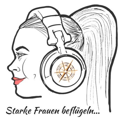 Im Interview beim Podcast Starke Frauen beflügeln