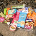 Gesunde Travel Snacks für unterwegs