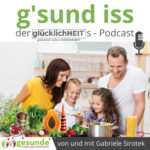 Podcast Interview bei g'sund iss