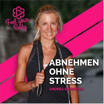 """Im Interview beim Podcast """"Abnehmen ohne Stress"""""""