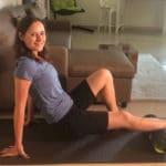 Lass deine Gymnastikmatte dein Kraftort sein