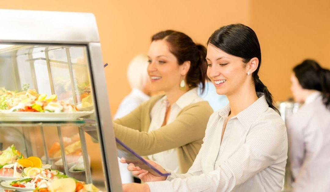Kalorienfalle Kantinenessen – wie entgehst du ihr?
