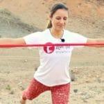 Pilates mit dem Theraband: straffe deine Arme