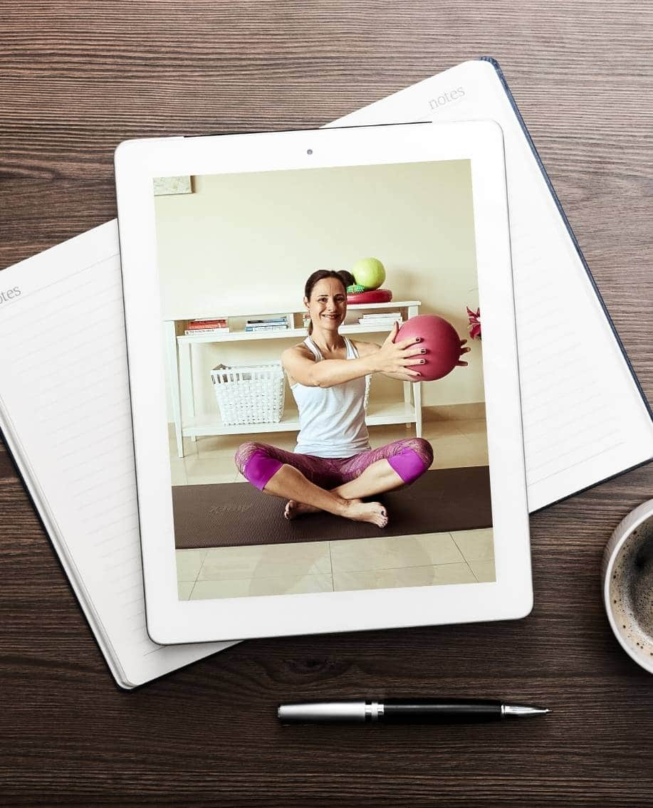 Online Personal Training mit Kerstin Goldstein