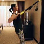 TRX Workout: neue Ideen für dein Training mit dem TRX Slingtrainer