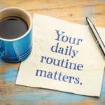 Podcast: 5 Tipps wie neue Gewohnheiten zur Routine werden