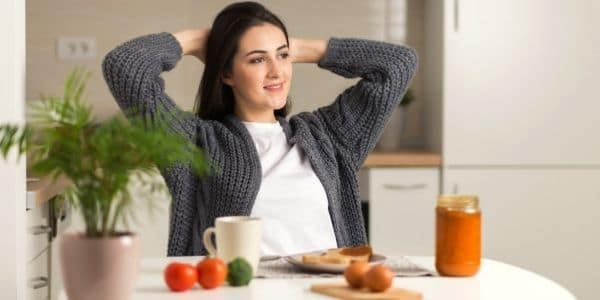 Achtsam Essen bei Stress