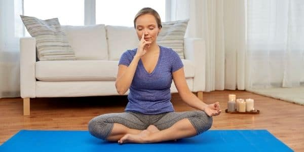 Atemübungen um Stress zu reduzieren