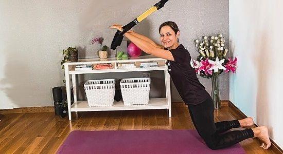 TRX Zuhause aufhängen: Tipps und Tricks, um deinen TRX an der Türe oder Wand zu befestigen