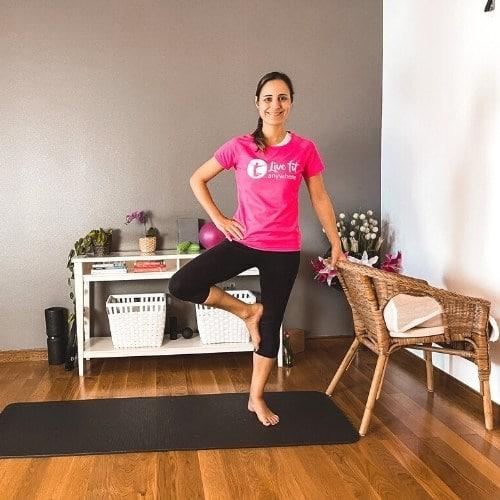 Online Fitness: trainiere live oder per Replay mit meinen Pilates- oder TRX Kursen