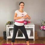 Smart Hula Hoop: mein neues Trainingsgerät