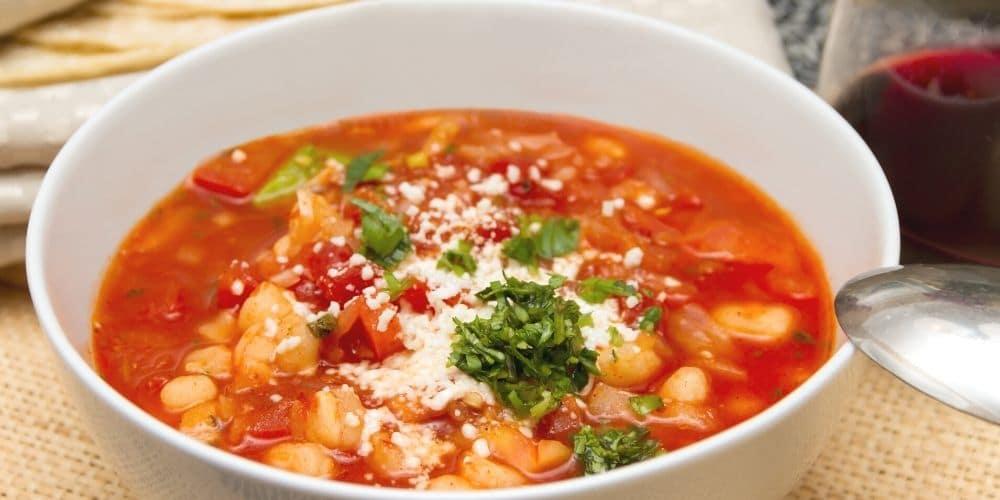 Mexikanische Suppe / Frühstücks-Smoothie und andere gesunde 10-Minuten-Rezepte zum Fitbleiben
