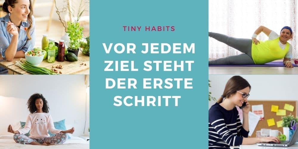 Tiny Habits für deine Morgenroutine: Wie du entspannt in den Tag startest