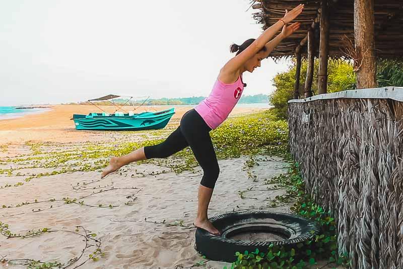 Outdoor Trainingsplan für Frauen mit wenig Zeit - mit YouTube Videos