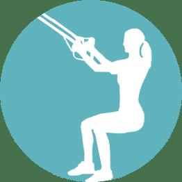 TRX Online Training für Anfänger und Fortgeschrittene
