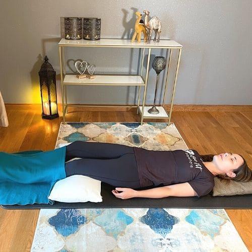 Yoga Nidra Podcast - Entspannung durch Meditation